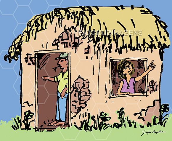 Casa de sapê
