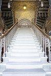 Escadaria do Castelo da Fiocruz