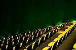 Cadeiras de auditório