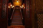 Escadaria do Castelo Mourisco