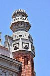 Elemento ornamental do Castelo Mourisco