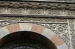 Elementos ornamentais do Castelo Mourisco