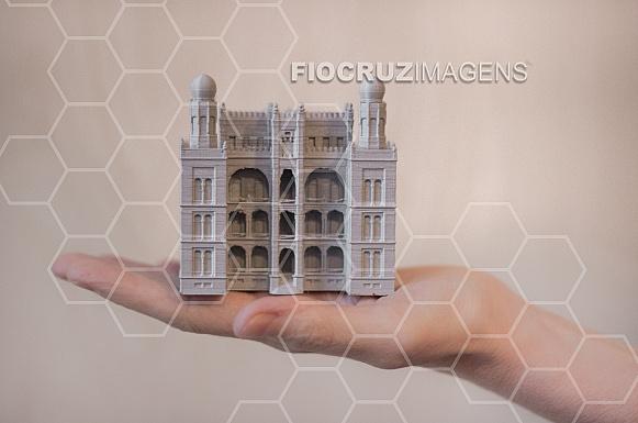 Miniatura do Castelo Mourisco