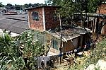 Conjunto de residências carentes