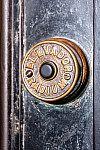 Botão de elevador