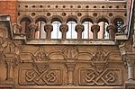 Guarda-corpos do Castelo mourisco