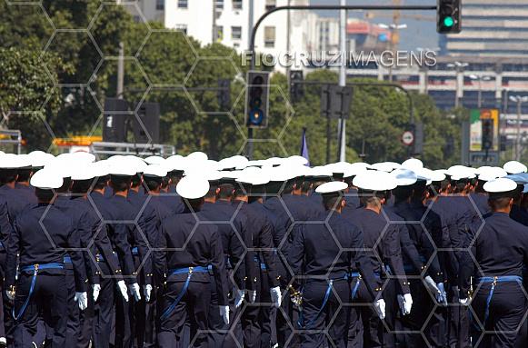 Desfile oficial do Dia da Independência