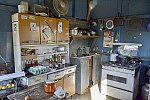 Cozinha residencial.