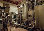 Sala de fermentação
