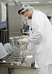 Máquina de sanitizar vidrarias