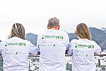 Voluntários do Projeto Pão de Açúcar Verde
