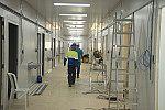 Centro Hospitalar para a Pandemia de Covid-19.