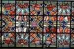 Vitral do Castelo Mourisco