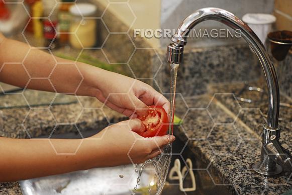 Higiene de alimentos.