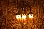 Luminária do Castelo Mourisco