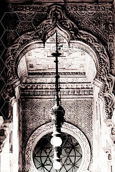 Interior do Castelo mourisco