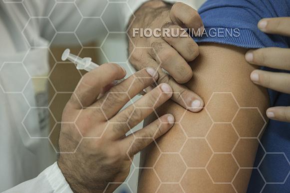 Campanha de vacinação
