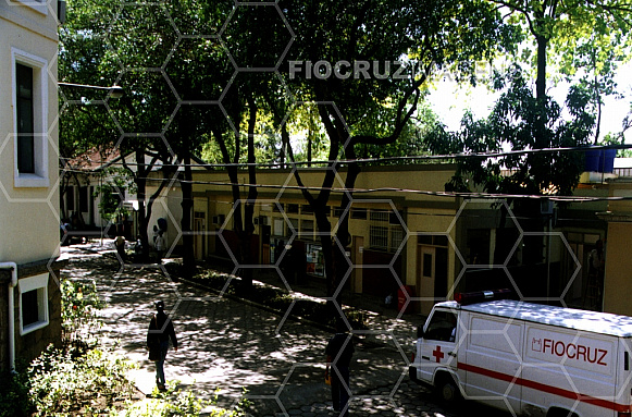 Instituto Nacional de Infectologia Evandro Chagas (INI)