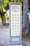 Jardim dos Códigos: escrita alfabética Futhark