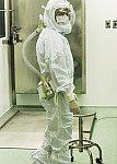 Técnico de produção em atividades de processos assépticos