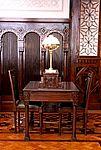 Salão de leitura - Obras Raras A. Overmeer