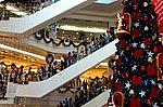 População em shopping