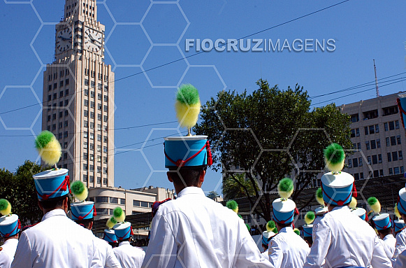Desfile oficial